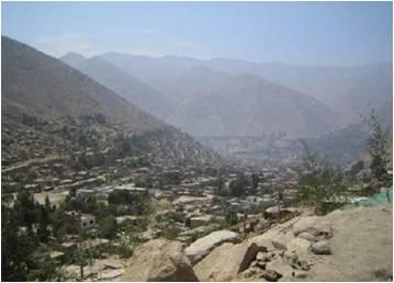 Santa Eulalia valley