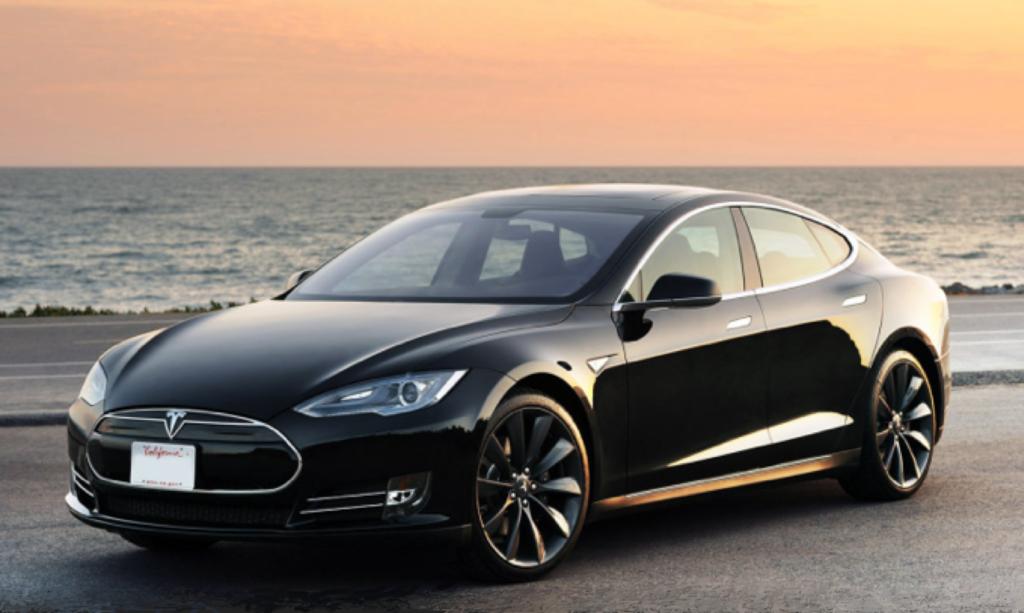 3. 2016 Tesla S